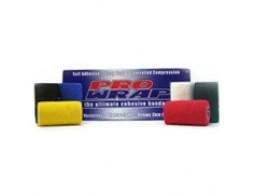 Pro Wrap červená 5cm x 4,5m krabice 36ks